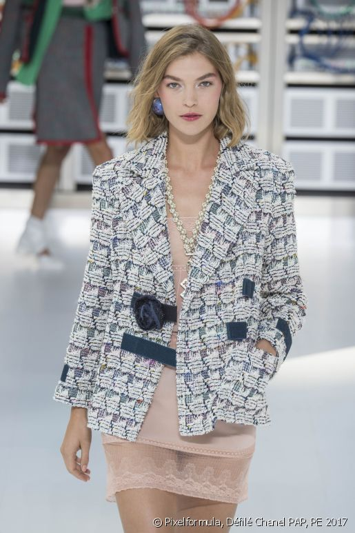 Veste en tweed Chanel