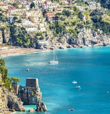 Cool destination : Positano