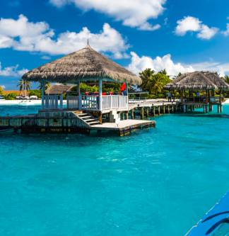 5 spots d'exception aux Maldives